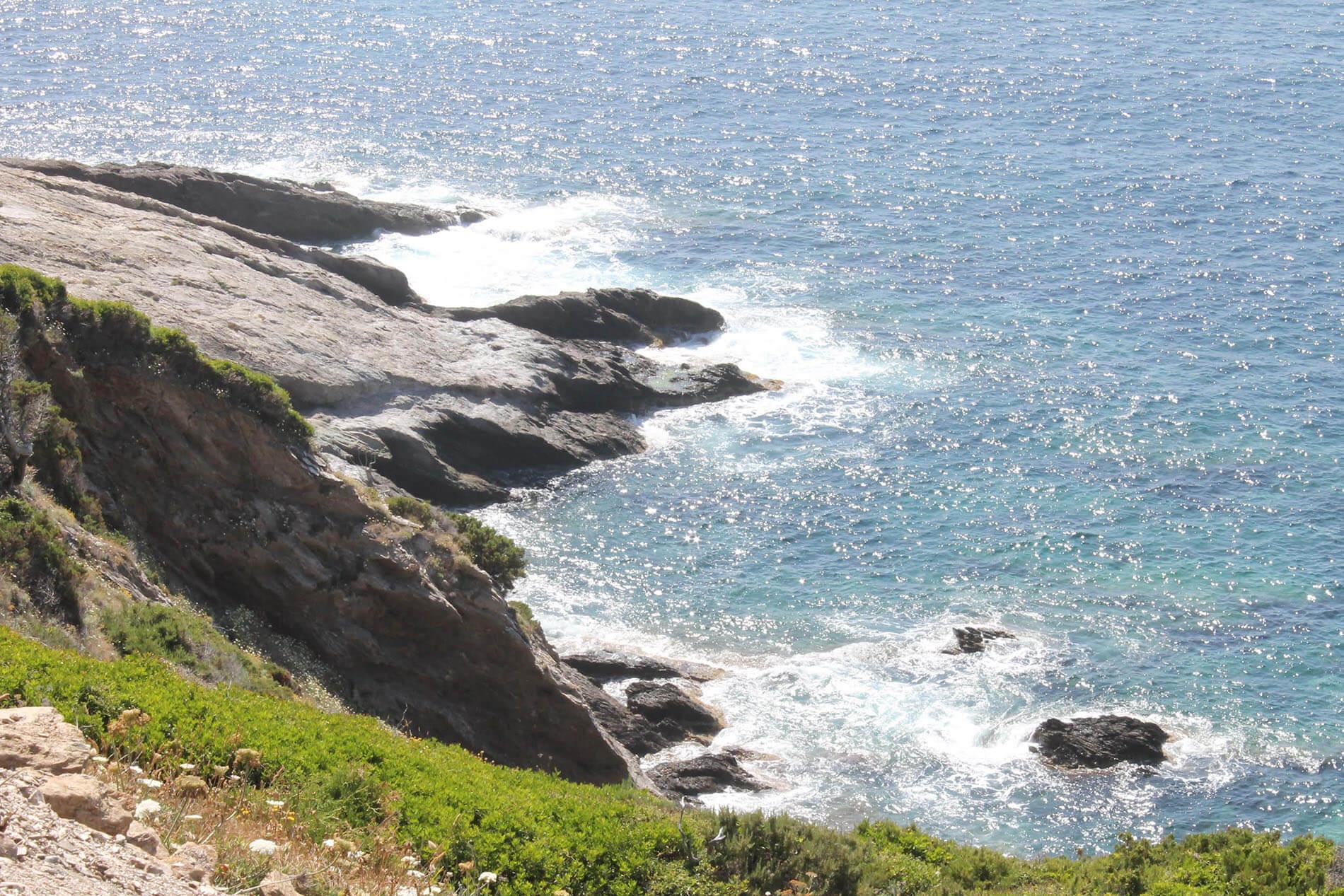 U Castellu Beach Corsica