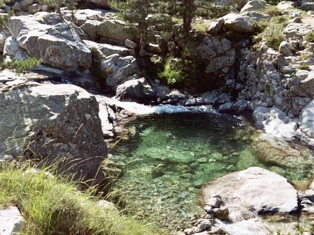 U Castellu Corsica Stream