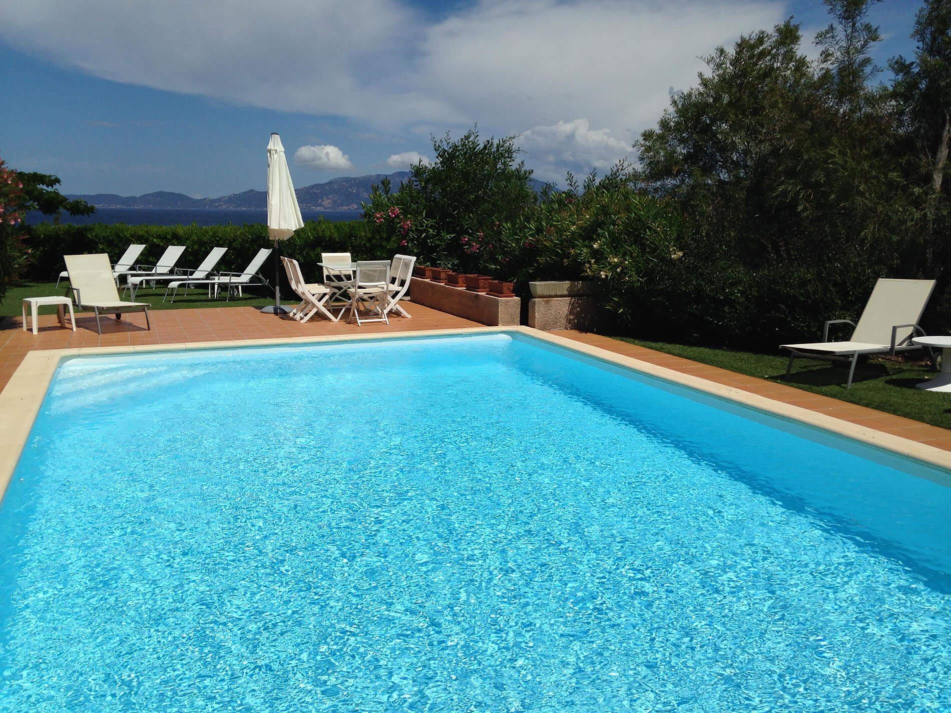 U Castellu Pool